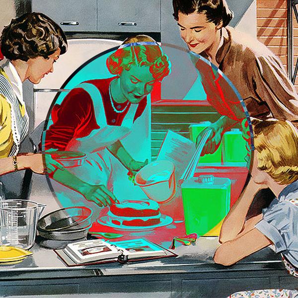 11 Я женщина, я не хочу ничего решать или кто такая «счастливая домохозяйка» сегодня?