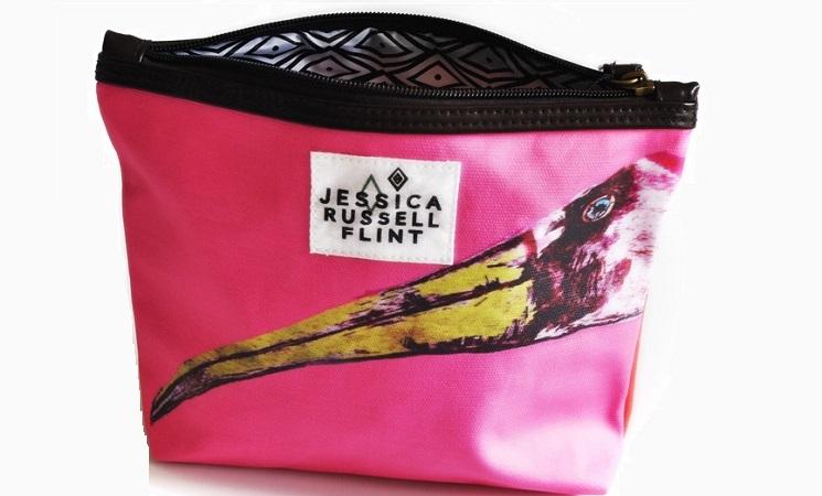 Косметичка Jessica Russell В коробке с карандашами: выбираем самые классные косметички