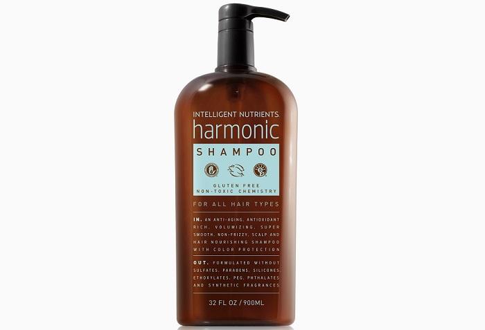 Шампунь Harmonic Shampoo от Intelligent Nutrients1 9 брендов органической косметики, о которых вы не знали