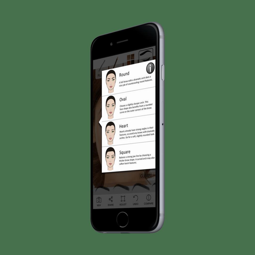 Eyebrows 1024x1024 Приложения, которые заменят стилиста, визажиста и личного тренера