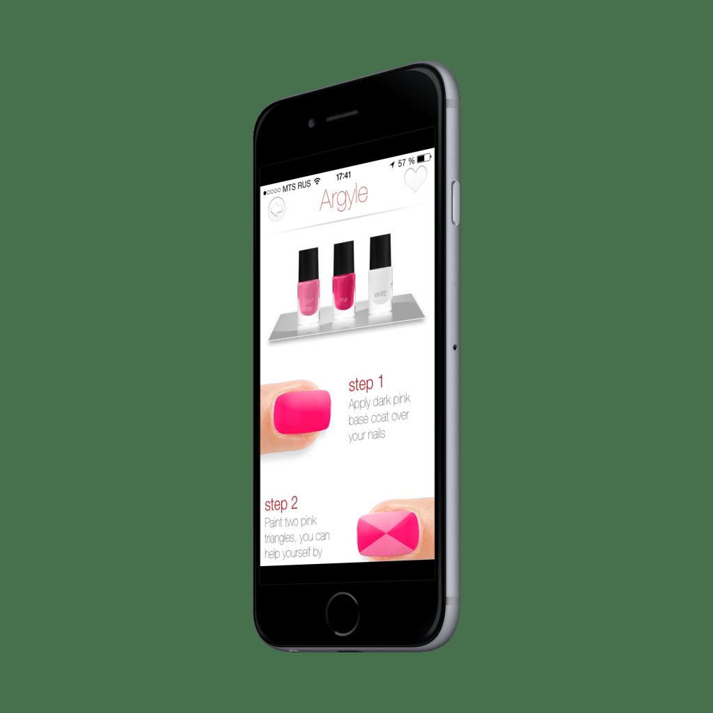 Nail Designs 1024x1024 Приложения, которые заменят стилиста, визажиста и личного тренера