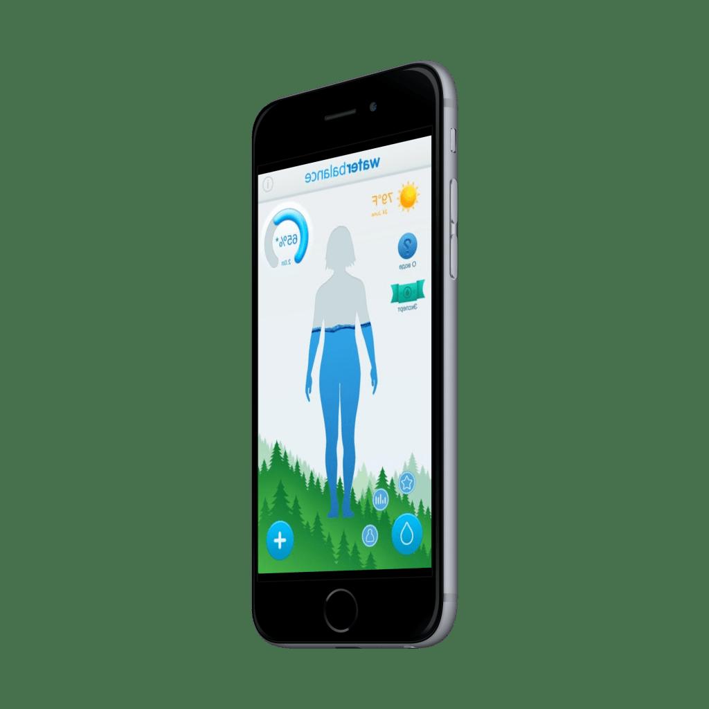 Waterbalance e1415718405216 1024x1024 Приложения, которые заменят стилиста, визажиста и личного тренера