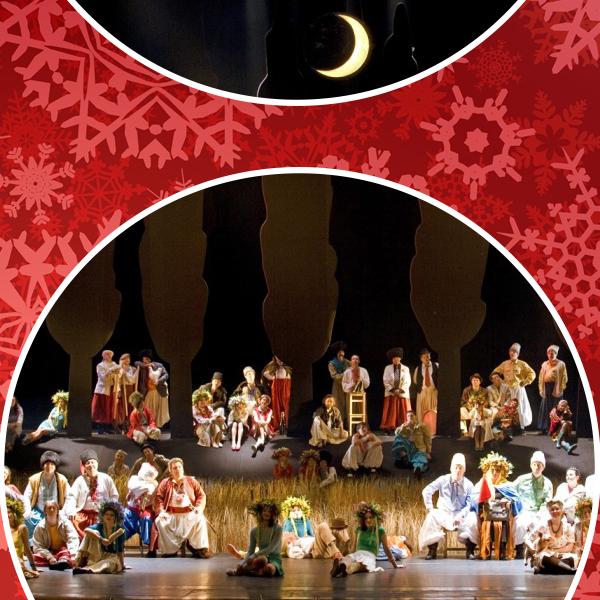 Майская ночь  6 спектаклей для новогодних каникул, билеты на которые стоит купить уже сейчас