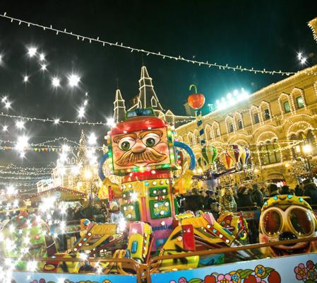 Ярмарка Куда сходить в новогодние каникулы, чтобы не умереть со скуки