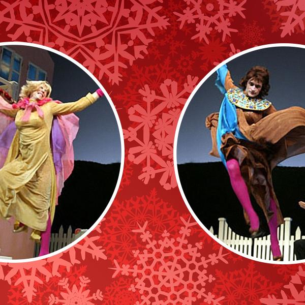 примадонны  6 спектаклей для новогодних каникул, билеты на которые стоит купить уже сейчас