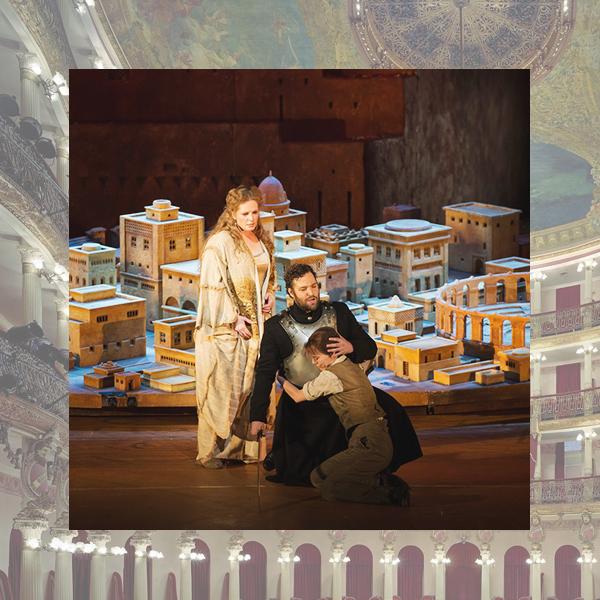 Опера «Троянцы»