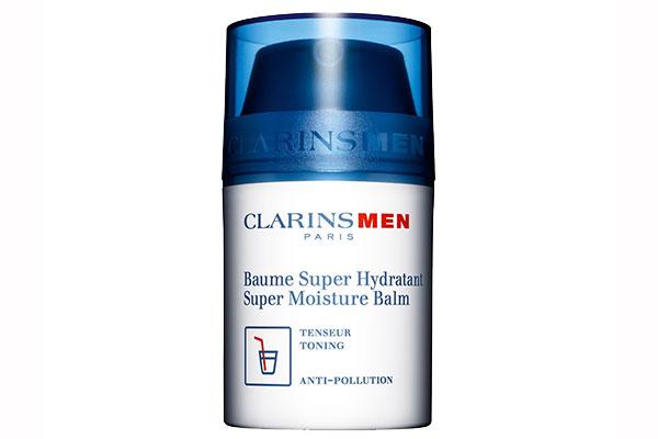 Интенсивно увлажняющий бальзам для лица для мужчин от Clarins