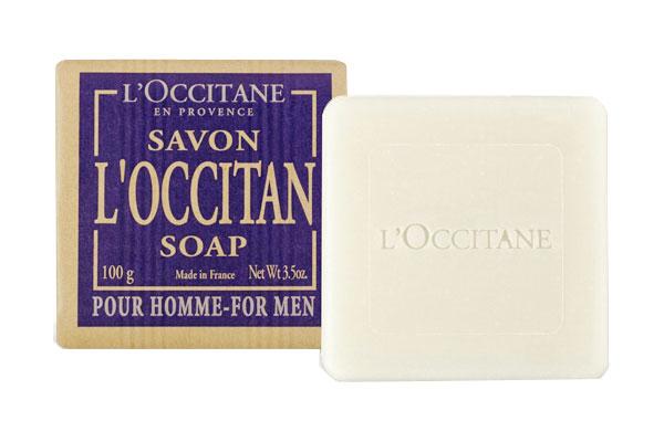 Мыло с ароматами Прованса от L'Occitane