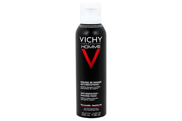 Пена для бритья против раздражения кожи от Vichy