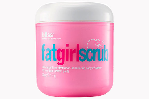 Скраб для тела Bliss Fat Girl Scrub от Bliss