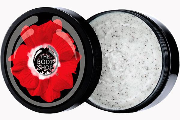 Скраб для тела Smoky Poppy от The Body Shop