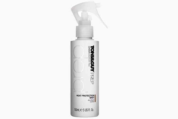 Спрей для волос термозащитный Prep. Антистатик от Toni&Guy