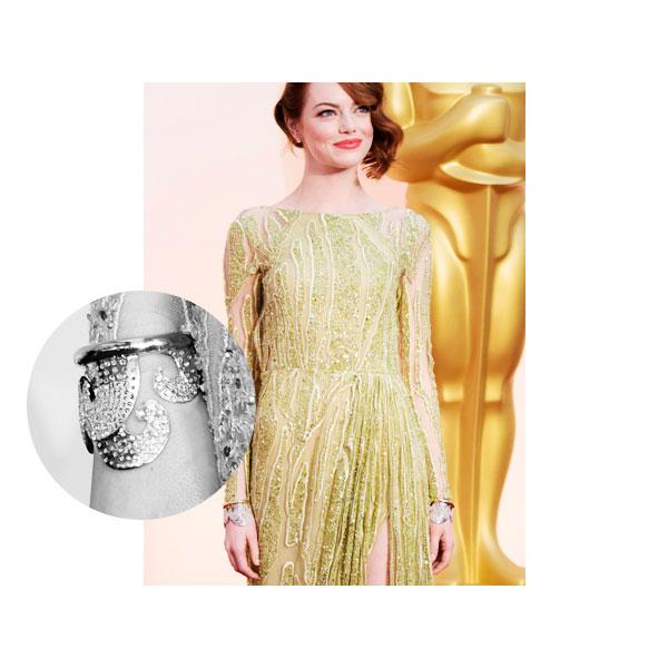 003 small11 Лучшие украшения «Оскара» 2015 крупным планом