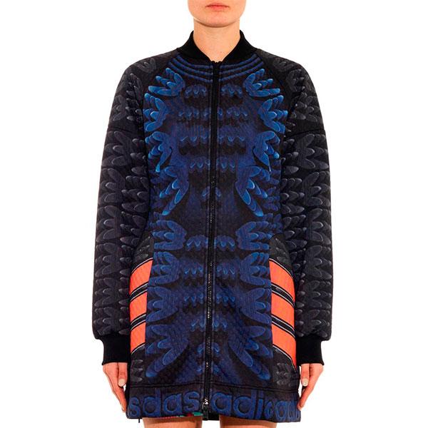 Adidas Originals by Mary Katrantzou  7 лучших пальто для наступающей весны