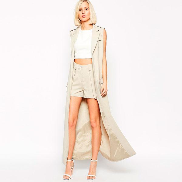 Пальто-жилет Lavish Alice