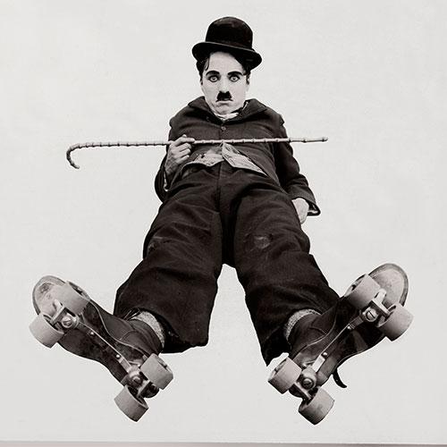 Лекция про Чарли Чаплина, Еврейский культурный центр