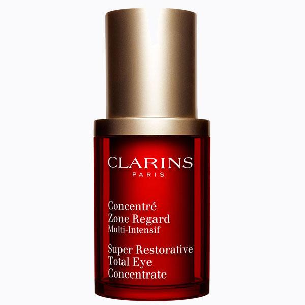 Восстанавливающий концентрат для ухода за кожей вокруг глаз Multi-Intensive от Clarins
