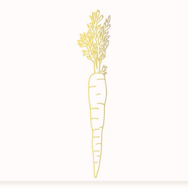 Временная татуировка Carrot от Tattly 6 18.42.12 Тестируем татуировки, золотые и временные