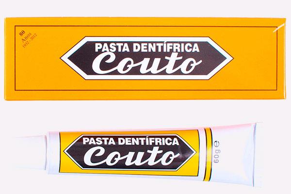 Зубная паста Medicinal от Couto 400 руб. 8 прогрессивных средств для ухода за зубами