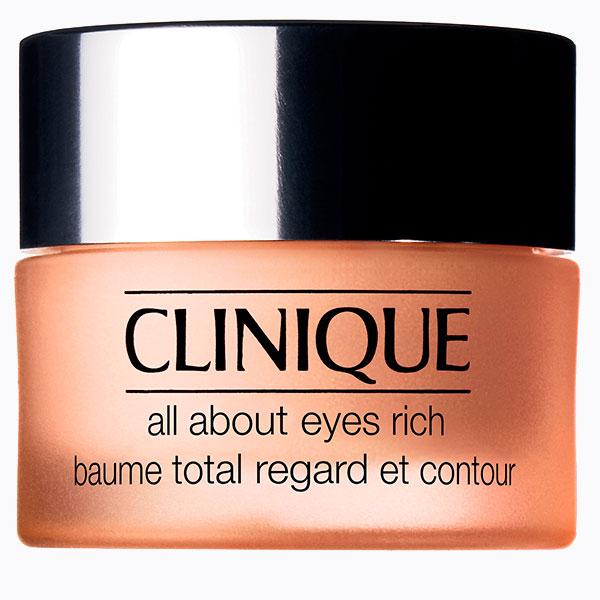 Крем для ухода за кожей вокруг глаз All About Eyes Rich от Clinique 2 150 руб. 8 проверенных кремов гелей патчей для кожи вокруг глаз