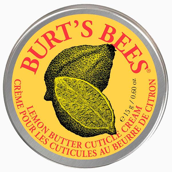 Масло для кутикулы с лимоном от Burt's Bees