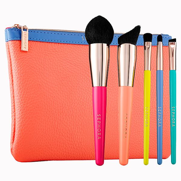 Набор кистей для макияжа Sephora 54 Семь идеальных наборов кистей, которые так и просятся в косметичку