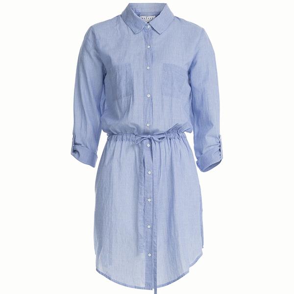 Платье рубашка Velvet Мы знаем, какие платья носить этой весной