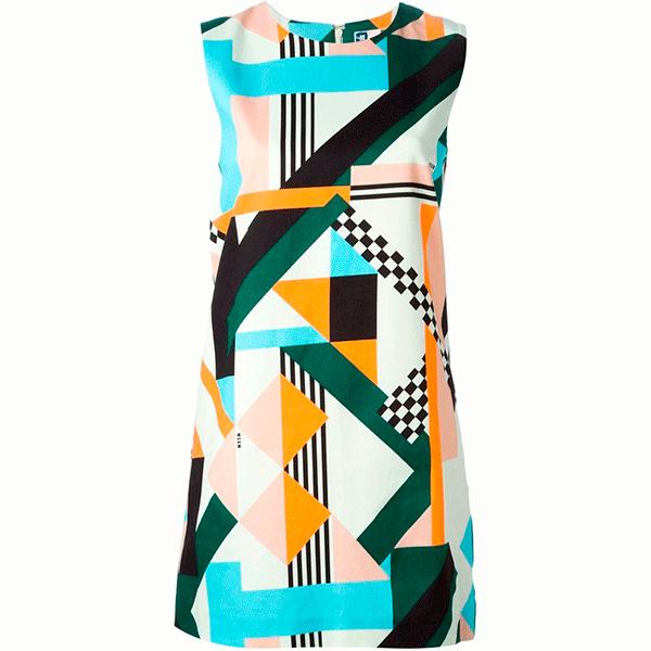 Платье MSGM Мы знаем, какие платья носить этой весной