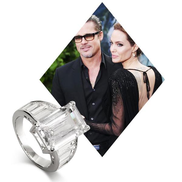Помолвочное кольцо Robert Procop