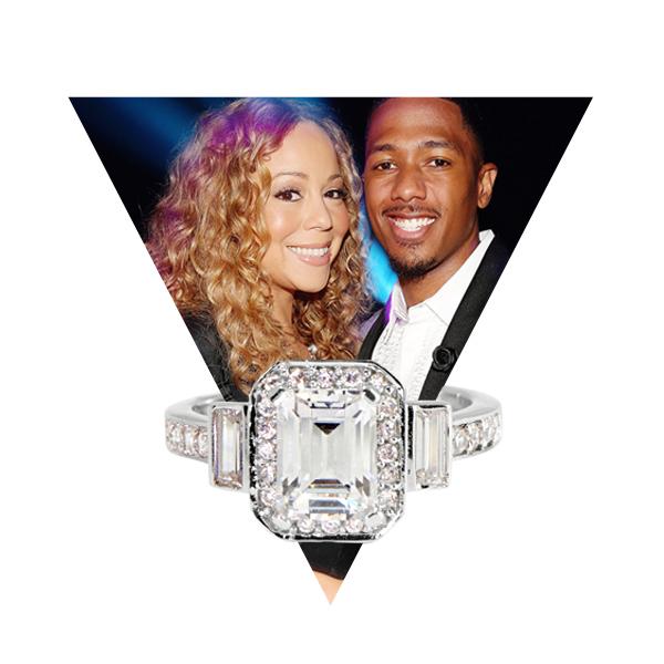 Помолвочное кольцо Jacob & Co
