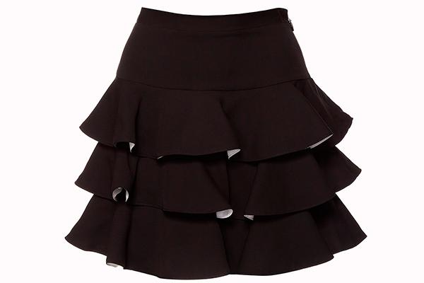 Многослойная юбка BCBG Max Azria