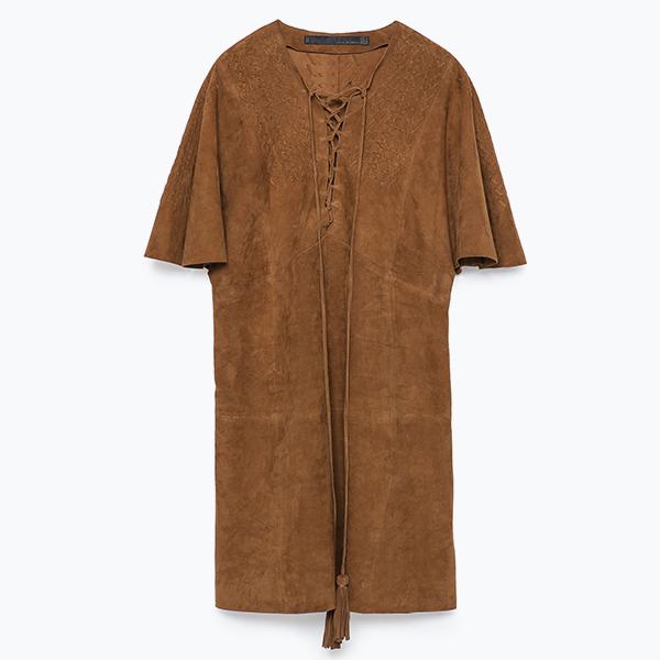 Zara1 Мы знаем, какие платья носить этой весной