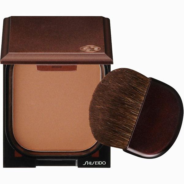 Компактная пудра с оттенком загара Bronzer Pressed Powder от Shiseido