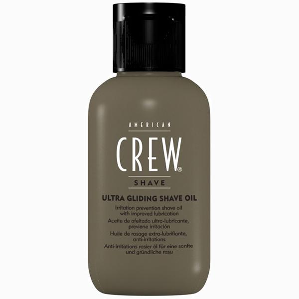 Масло для бритья для чувствительной кожи от культовой марки American Crew 1 085 руб. Теперь он полюбит бороду, или 5 лучших барбершопов