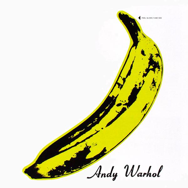 Дебютный альбом группы Velvet Underground, созданный Энди Уорхолом