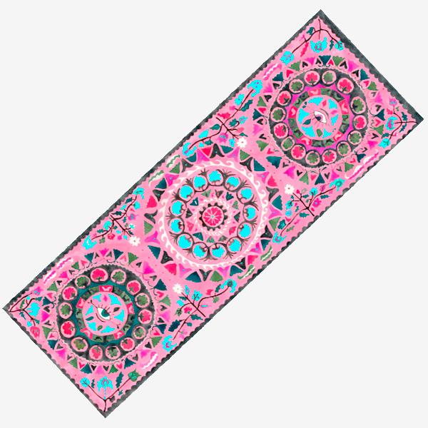 Коврик для йоги от Sophie Leininger Где купить самый стильный коврик для йоги