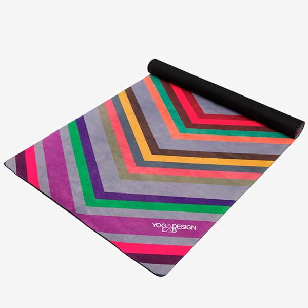 Коврик для йоги от Yoga Design Lab Где купить самый стильный коврик для йоги