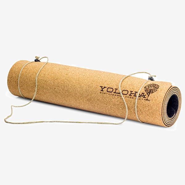 Коврик для йоги от Yoloha Yoga Где купить самый стильный коврик для йоги