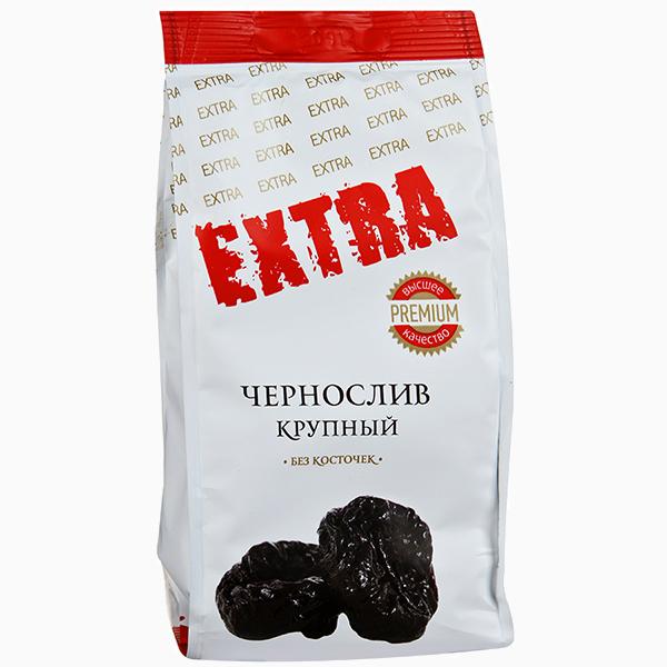 Чернослив без косточек Extra Чем быстро и полезно перекусить в пробке