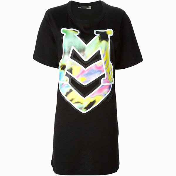 Платье-рубашка Love Moschino