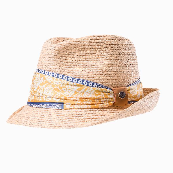 Федора Massimo Dutti  Лучшие соломенные шляпки этого лета
